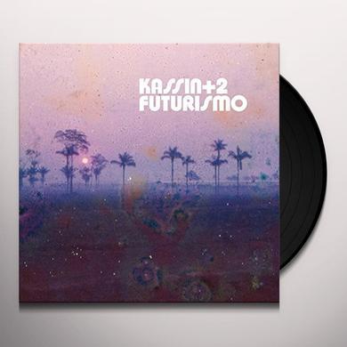 Kassin + 2 FUTURISMO Vinyl Record
