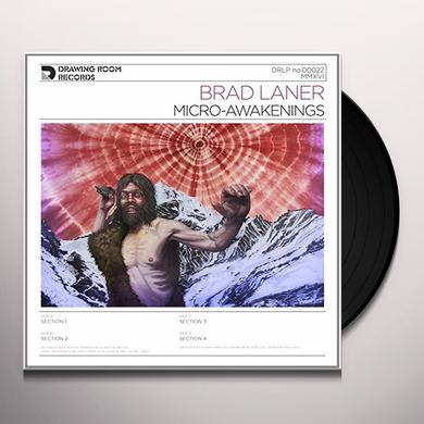 Brad Laner MICRO-AWAKENINGS Vinyl Record - 180 Gram Pressing, Poster, Digital Download Included
