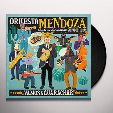 ORKESTA MENDOZA VAMOS A GUARACHAR Vinyl Record - Gatefold Sleeve