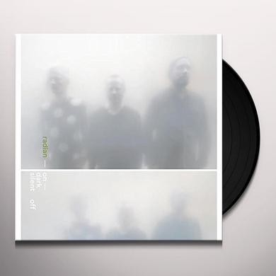 Radian ON DARK SILENT OFF Vinyl Record