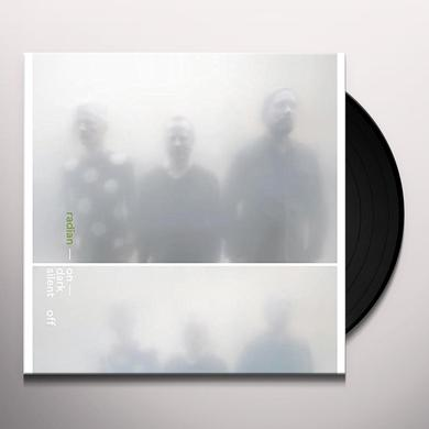 Radian ON DARK SILENT OFF Vinyl Record - Digital Download Included