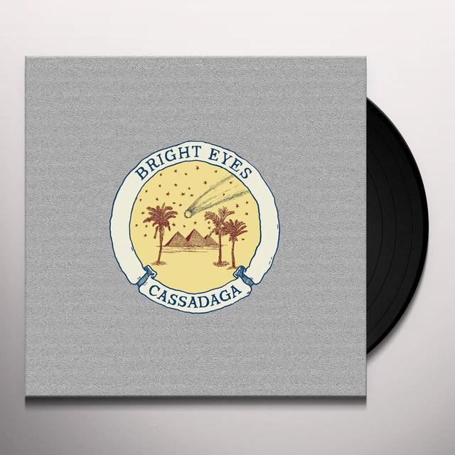 Bright Eyes CASSADAGA Vinyl Record - Remastered