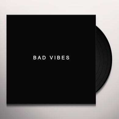 Shlohmo BAD VIBES Vinyl Record