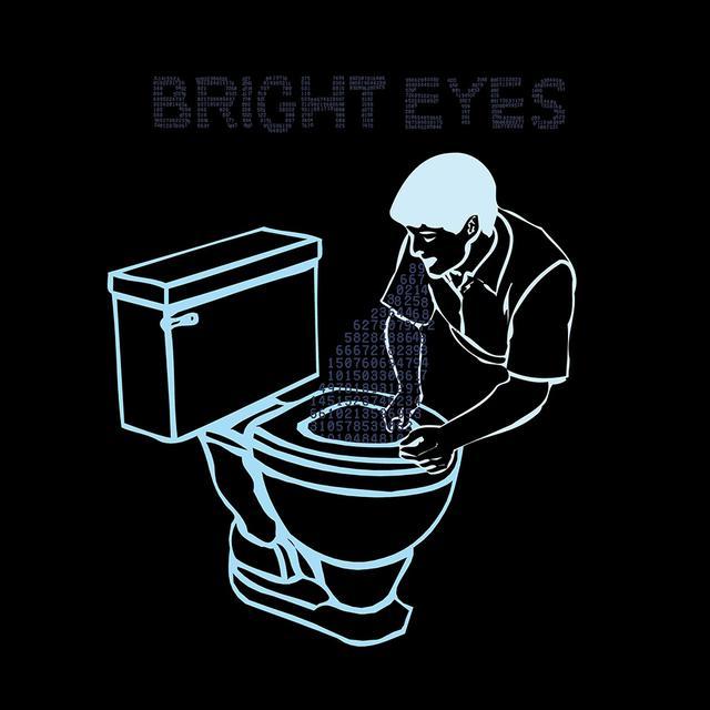 Bright Eyes DIGITAL ASH IN A DIGITAL URN Vinyl Record - Remastered, Digital Download Included