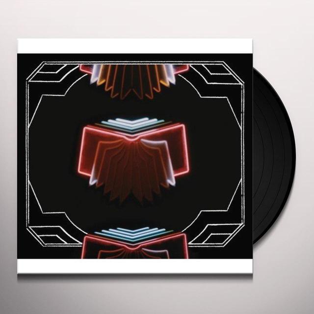 Arcade Fire NEON BIBLE Vinyl Record - UK Import