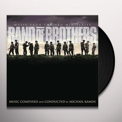 Michael Kamen BAND OF BROTHERS / O.S.T. Vinyl Record