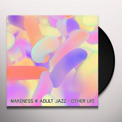 MAKENESS & ADULT JAZZ OTHER LIFE Vinyl Record - UK Import