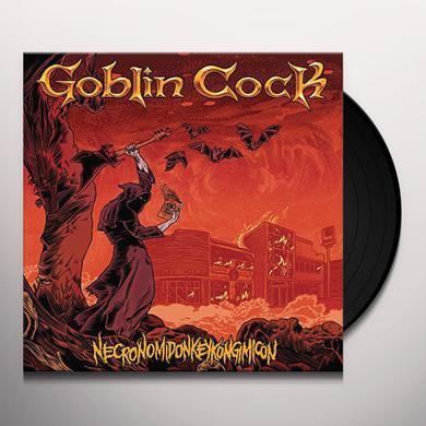 Goblin Cock NECRONOMIDONKEYKONGIMI Vinyl Record