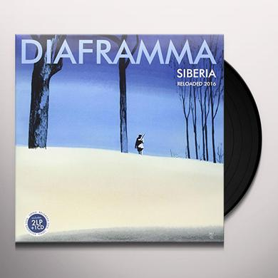 DIAFRAMMA SIBERIA RELOADED 2016 Vinyl Record - w/CD, Italy Import