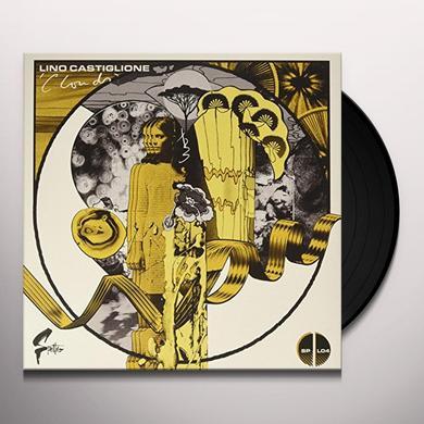Lino Castiglione CLOUDS Vinyl Record
