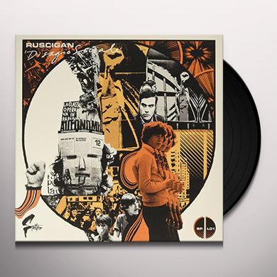 RISCIGAN DISAGIO SOCIALE Vinyl Record