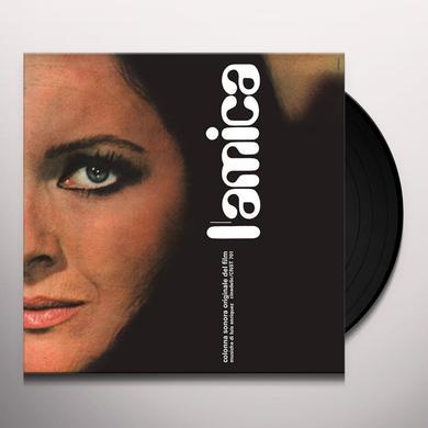 Luis Enriquez Bacalov L'AMICA / O.S.T. Vinyl Record - Italy Import