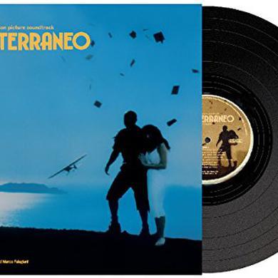 Giancarlo Bigazzi MEDITERRANEO / O.S.T. Vinyl Record