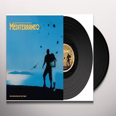 Giancarlo Bigazzi MEDITERRANEO / O.S.T. Vinyl Record - Italy Import