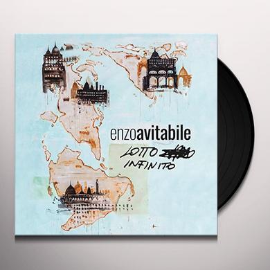 Enzo Avitabile LOTTO INFINITO Vinyl Record - Italy Import
