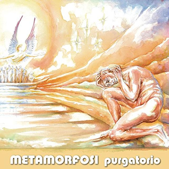 Metamorfosi PURGATORIO Vinyl Record - Italy Import