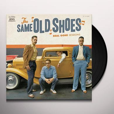 SAME OLD SHOES REAL GONE SESSIONS Vinyl Record - Spain Import