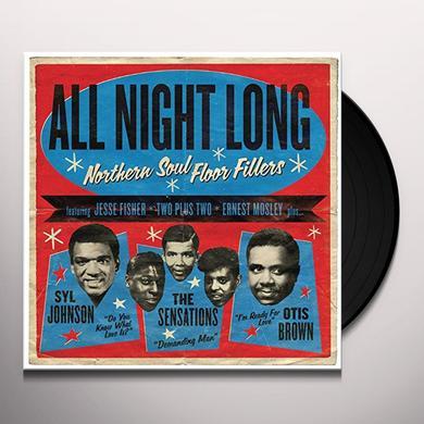 ALL NIGHT LONG: NORTHERN SOUL FLOOR FILLERS / VAR Vinyl Record