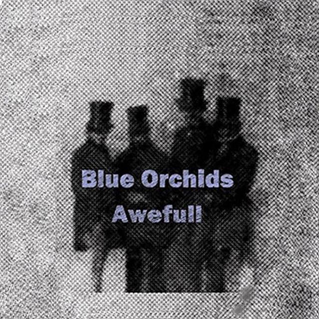 Blue Orchids AWEFULL Vinyl Record - UK Import
