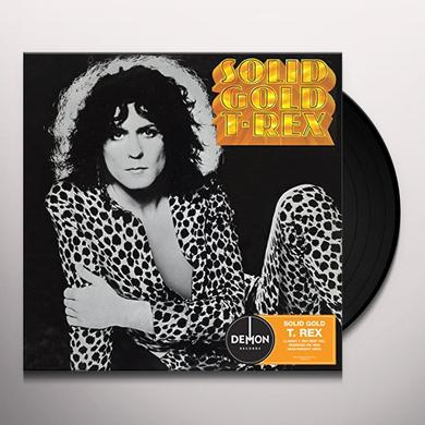 T-Rex SOLID GOLD Vinyl Record - UK Import