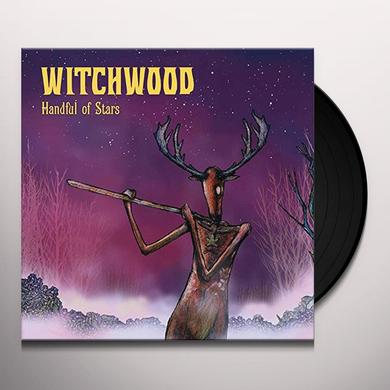 WITCHWOOD HANDFUL OF STARS Vinyl Record - Italy Import