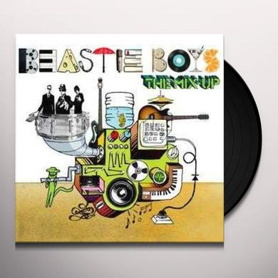 Beastie Boys MIX-UP Vinyl Record - UK Import