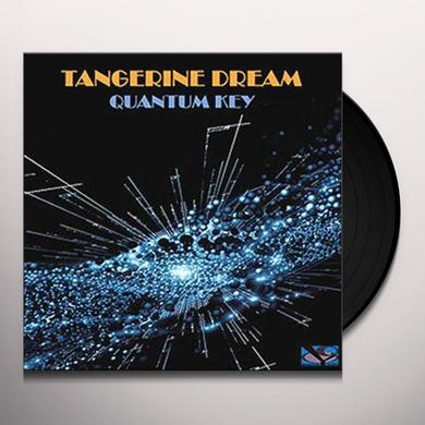 Tangerine Dream QUANTUM KEY Vinyl Record