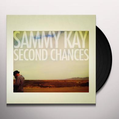 KAY,SAMMY SECOND CHANCES Vinyl Record - 10 Inch Single