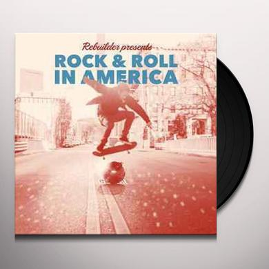 REBUILDER ROCK & ROLL IN AMERICA Vinyl Record
