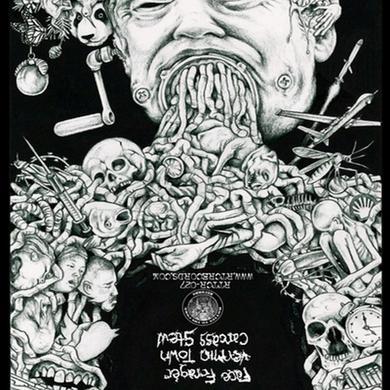 ENDORPHINS LOST / DEATHGRAVE SPLIT Vinyl Record