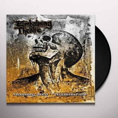 EMBALMING THEATRE / TERSANJUNG 13 SPLIT Vinyl Record