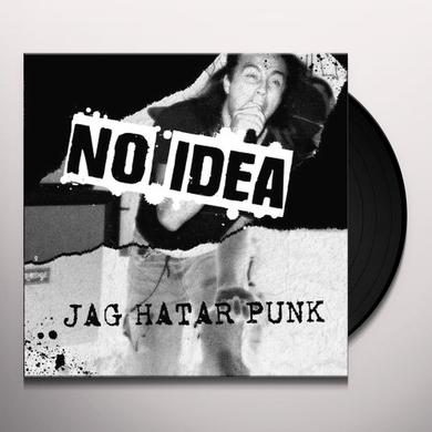 No Idea JAG HATAR PUNK Vinyl Record