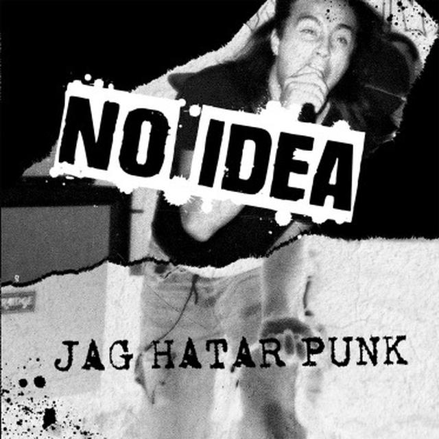 No Idea JAG HATAR PUNK Vinyl Record