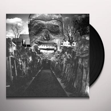 God'S America MERGE WITH THE INFINITE - WORTHLESS IN DEATH Vinyl Record