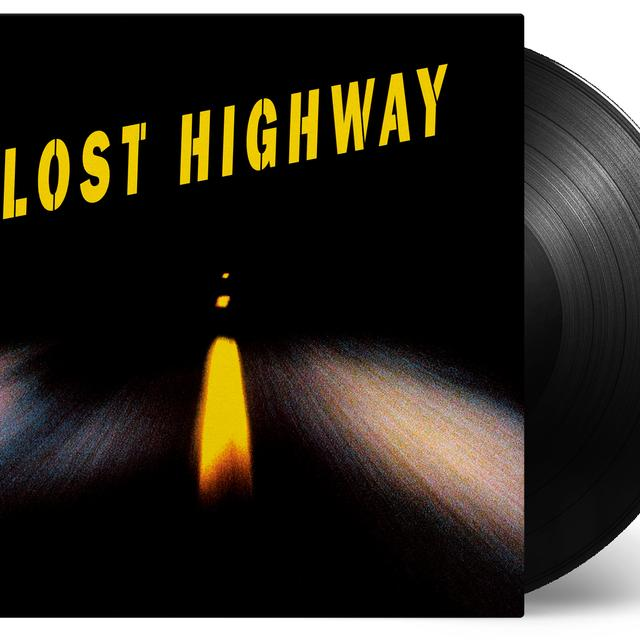 LOST HIGHWAY / O.S.T. (BLK) (LTD) (OGV) (YLW) LOST HIGHWAY / O.S.T. Vinyl Record - Black Vinyl, Limited Edition, 180 Gram Pressing, Yellow Vinyl