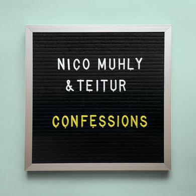 Nico Muhly / Teitur Lassen CONFESSIONS Vinyl Record