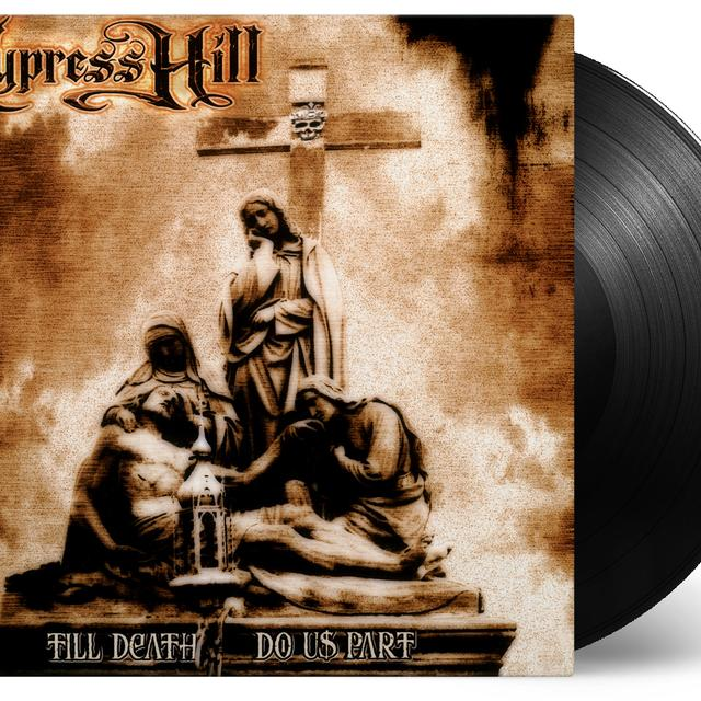 Cypress Hill TILL DEATH DO US PART Vinyl Record - Holland Import