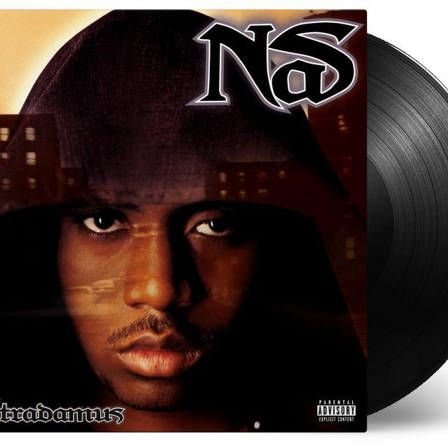 NASTRADAMUS Vinyl Record - Holland Import