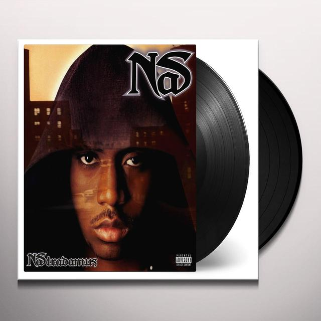 NASTRADAMUS Vinyl Record - Holland Import
