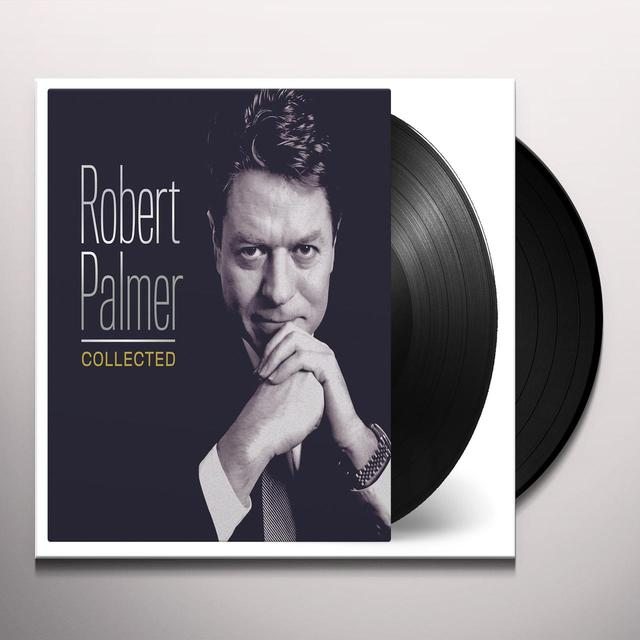 Robert Palmer COLLECTED Vinyl Record - Holland Import
