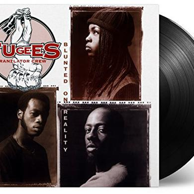 Fugees BLUNTED ON REALITY Vinyl Record