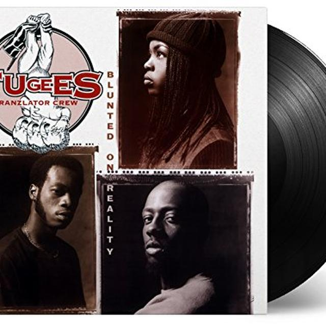 Fugees BLUNTED ON REALITY Vinyl Record - Holland Import