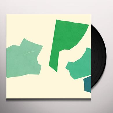 Rob Shields GREEN Vinyl Record