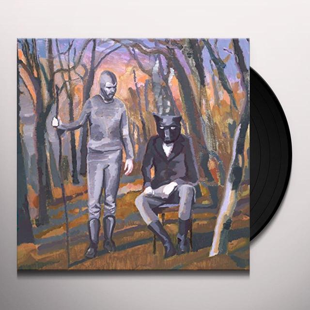 Midlake TRIALS OF VAN OCCUPANTHER Vinyl Record - UK Import