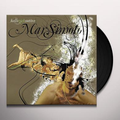 Marsimoto HALLOZIEHNATION (GREEN VINYL) Vinyl Record