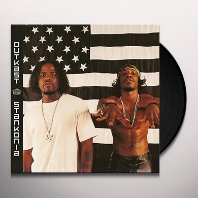 Outkast STANKONIA Vinyl Record - Holland Import