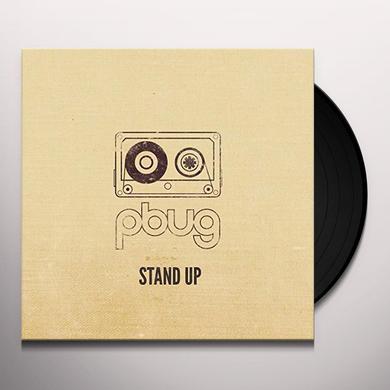 PBUG STAND UP Vinyl Record