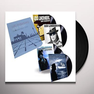 Udo Lindenberg UNTER LINDEN (PANIK IN BERLIN) Vinyl Record
