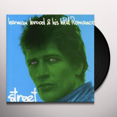 Herman Brood & His Wild Romance STREET Vinyl Record - Limited Edition, 180 Gram Pressing