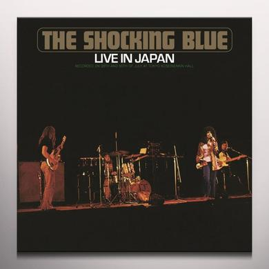 Shocking Blue LIVE IN JAPAN Vinyl Record